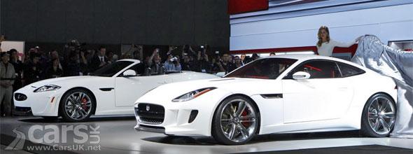 Jaguar LA Auto Show 2011