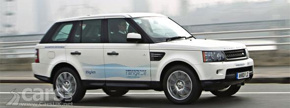 Land Rover Range-e