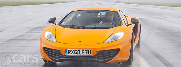 McLaren MP4-12C Software