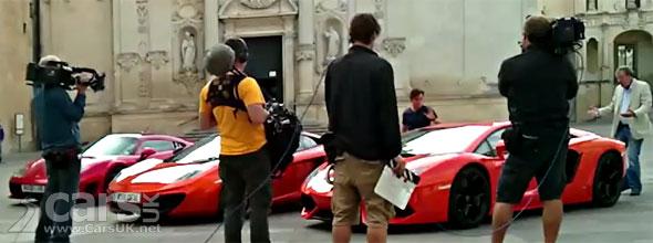 Top Gear in Italy