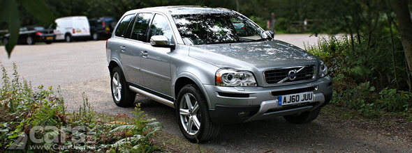 Volvo XC-90 D5 R-Design (2011) Review