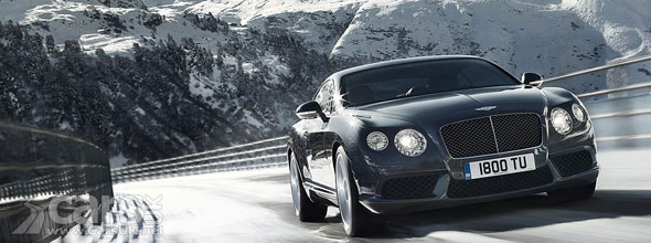 Bentley Continental GT V8 Price