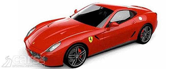 Ferrari 599 GTB 60F1 Edition