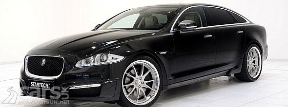 Jaguar XJ Startech