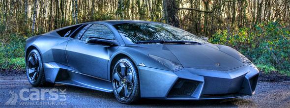 UKs only Lamborghini Reventon for sale