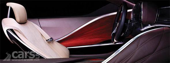 Lexus Detroit Concept tease 2