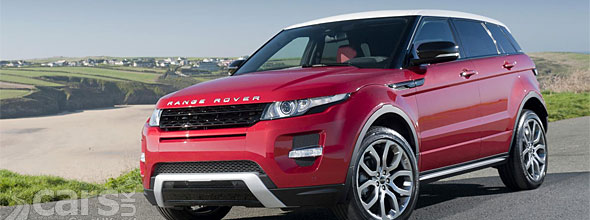 Range Rover Grand Evoque