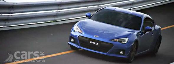 Subaru BRZ Video