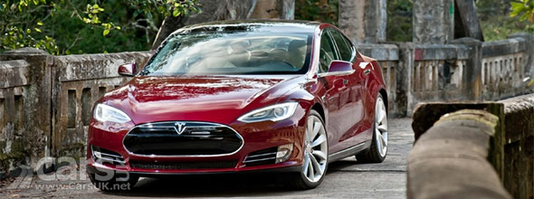 Tesla reveals prices for the Model S EV