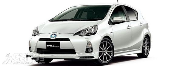 Toyota Prius C (Aqua) TRD