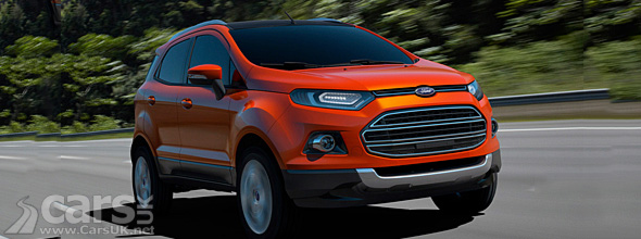 2012 Ford EcoSport Unveiled