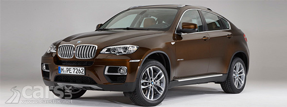 2012 BMW X6 Facelift