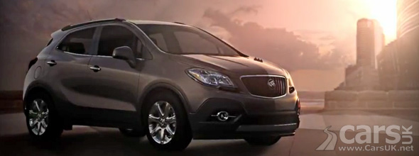 Buick Encore video