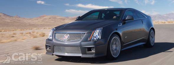 Cadillac CTS-V RHD