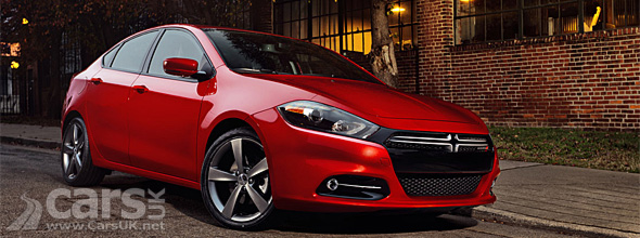 Dodge Dart (2013) unveiled