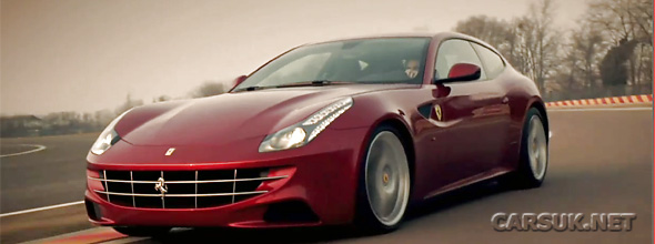 Ferrari FF Official Video