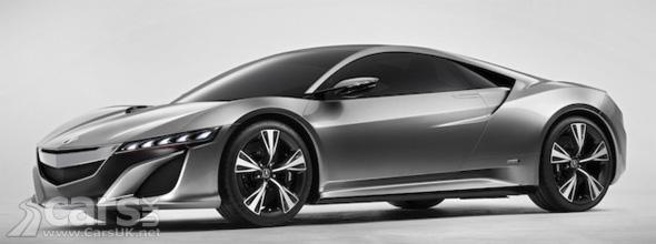 Honda NSX Concept Detroit
