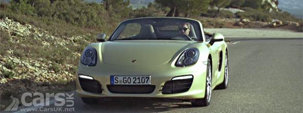 2012 Porsche Boxster S Video