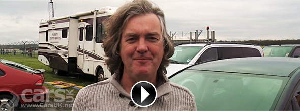 James May introduces Top Gear Series 18 Episode 1