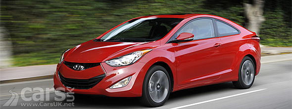 new hyundai i30 coupe previewed by us elantra coupe. Black Bedroom Furniture Sets. Home Design Ideas