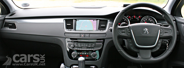 Peugeot 508 sw active estate e hdi 112 review cars uk - Interior peugeot 508 ...