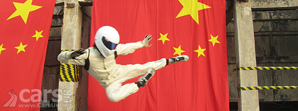 Chinese Stig Top Gear Series 18