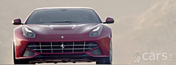 Ferrari F12 Berlinetta Video