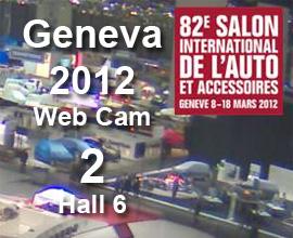 Geneva 2012 Web Cam 2