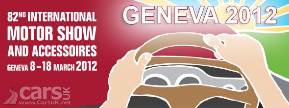 Geneva Motor Show 2012 Live Web Cams