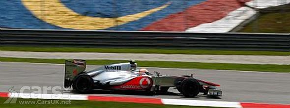 Malaysian Grand Prix McLaren