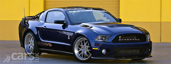 Shelby 1000 Mustang