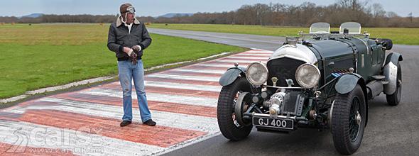 Top Gear Tonight: Spitfire Bentley, V12 BMW Brutus, Track
