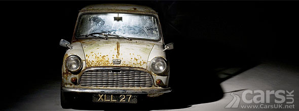 1959 Austin Mini Seven De Luxe