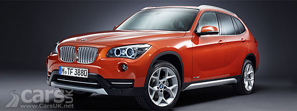 2012 BMW X1 Facelift