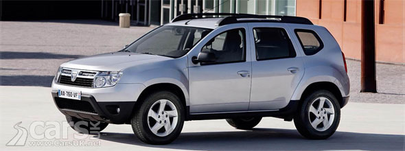 Dacia Duster UK