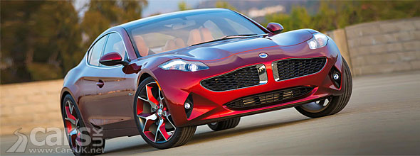 Fisker Atlantic official