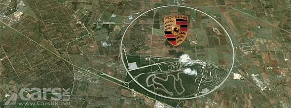 Porsche Nardo Test Track