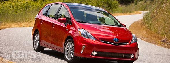 Toyota Prius+ Price