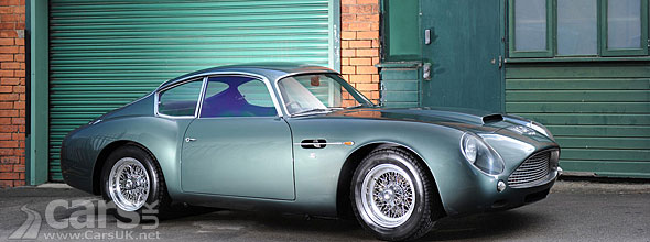 Aston Martin DB4GT Zagato Sanction II Sold
