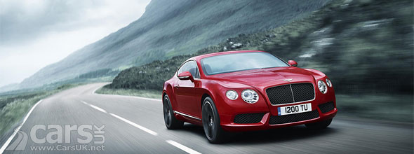Bentley Continental GTH