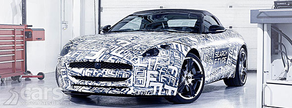 Jaguar F-Type Production