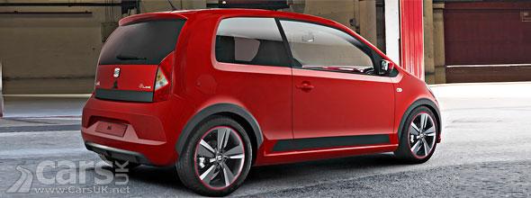 seat mii fr line at worthersee 2012 cars uk. Black Bedroom Furniture Sets. Home Design Ideas