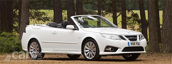 2012 saab 9 3 convertible last 26 rhd cars up for grabs cars uk. Black Bedroom Furniture Sets. Home Design Ideas