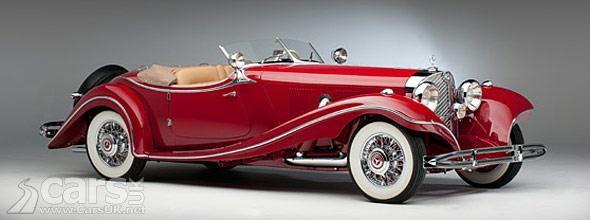 1935 Mercedes 500 K Roadster