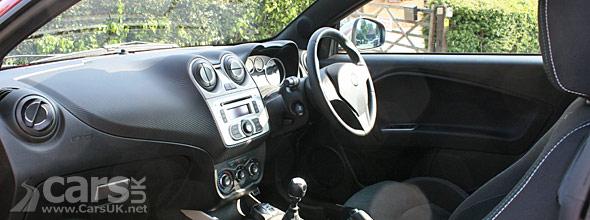 Alfa Romeo MiTo Cloverleaf Review Interior