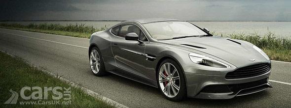 Aston Martin Vanquish Internet Star