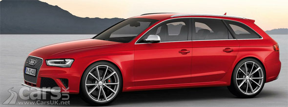 New Audi RS4 Avant Price