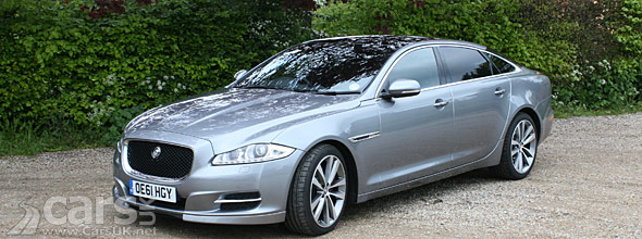 Jaguar XJL Review