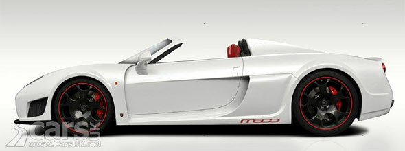 Noble M600 Roadster