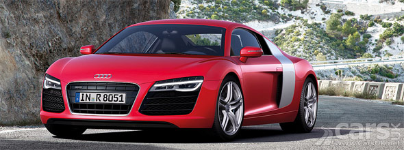 2013 Audi R8 Facelift Photo